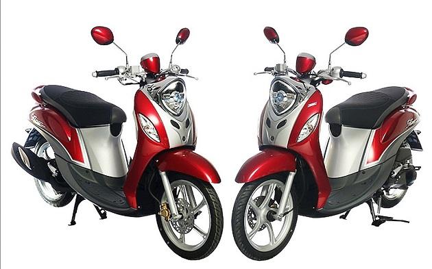Review Yamaha New Fino 125