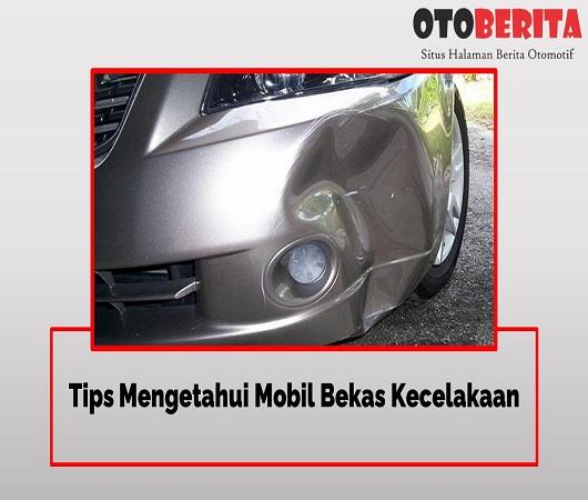 Mobil Bekas Kecelakaan