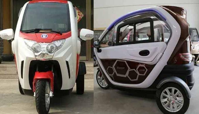 Inilah Harga Motor Roda Tiga Ala Bajaj Jakarta