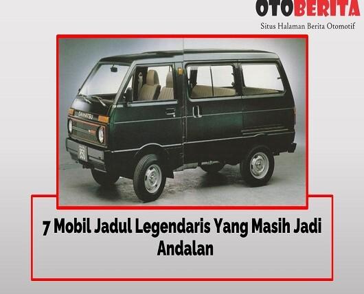 7 Mobil Jadul Legendaris Yang Masih Jadi Idaman