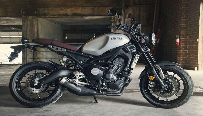 Motor Retro Modern Ala Yamaha XSR250