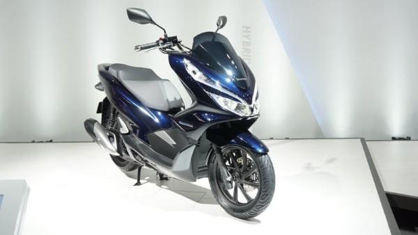 Honda PCX Hybrida 2018