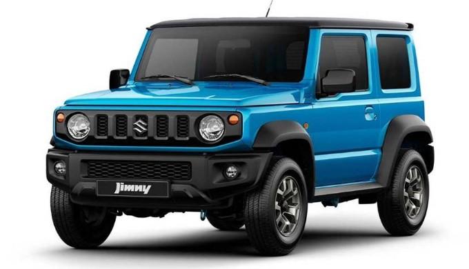 Pilihan Warna All New Suzuki Jimny