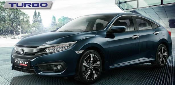 Honda Civic Turbo Hemat BBM