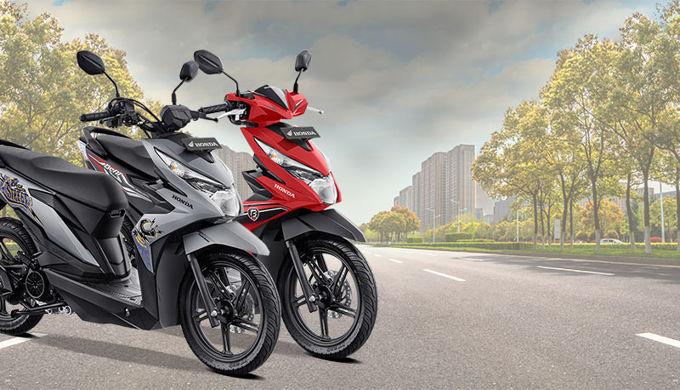 Berapa Harga Honda BeAt 2019