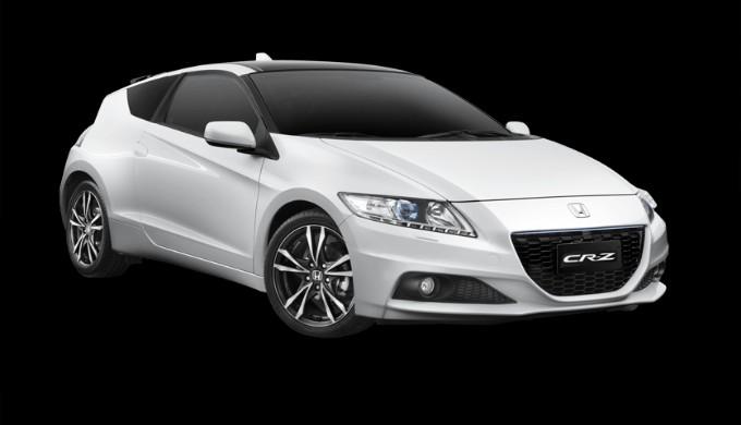 Honda CR Z Si Mobil murah sport 1 miliar
