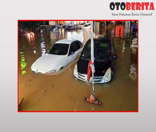 Ciri Mobil Bekas Banjir Bagi Pemula