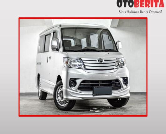 Daihatsu Luxio Bekas Harga