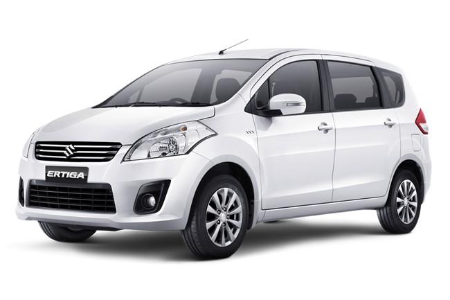 Harga Suzuki Ertiga Bekas