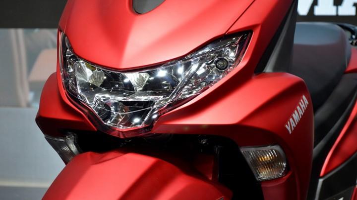 Headlamp LED dan Hazard Pada Yamaha FreeGo