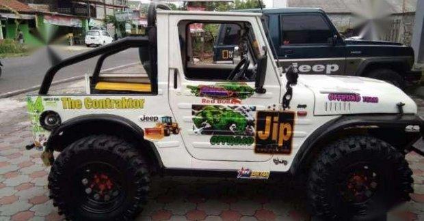 modifikasi jimny jangkrik model off road