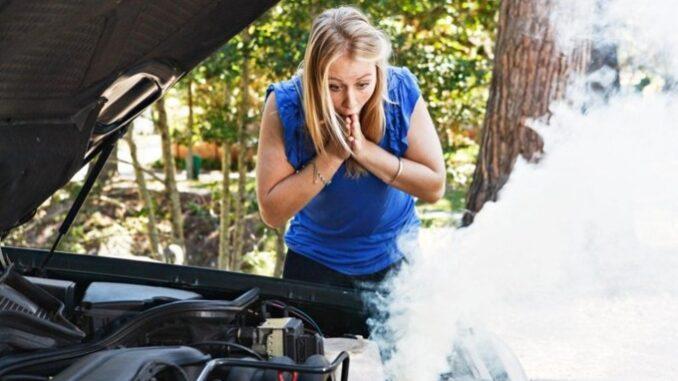 5 Penyebab Mesin Mobil Panas Alias Overheat