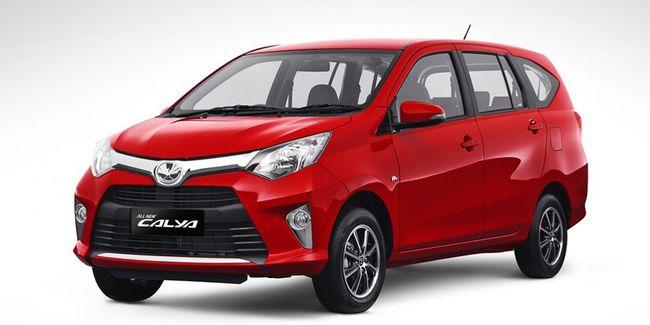 Honda Toyota Calya Jadi Pilihan Mobil Terbaik Untuk Pemula