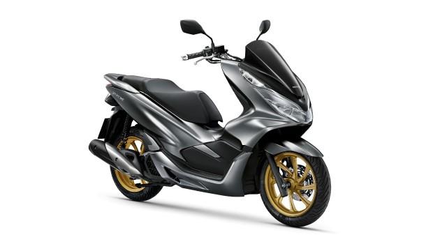 Harga Honda PCX, Skuter Bongsor Masa Kini