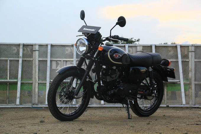 Harga Kawasaki W175 SE Bekas Murah