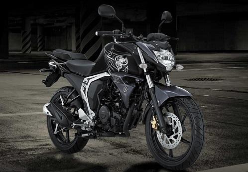 Harga Yamaha All New Byson F1 Sang Motor Petualang