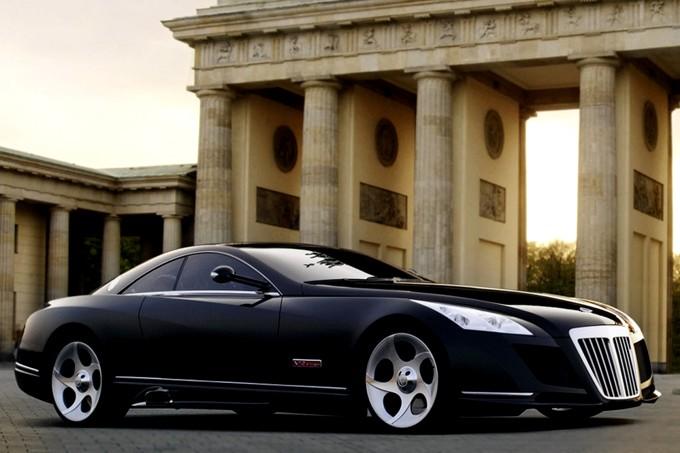 Mercedes-Benz Maybach Exelero Supercar mahal dunia