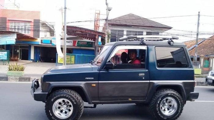 Mobil Langka Daihatsu Feroza SUV