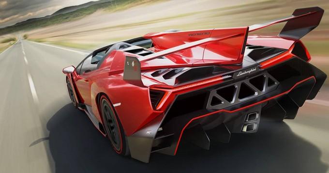 Mobil Mewah Dunia Lamborghini Veneno Roadster