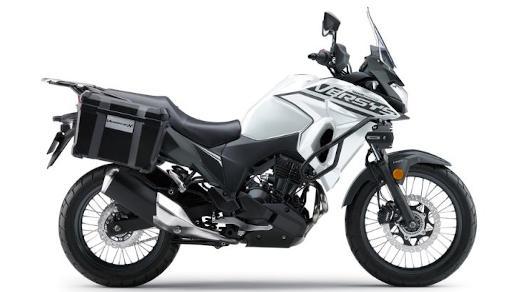 Motor Kekar ala Kawasaki Versys-x 250 Tourer