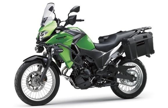 Sang Motor Touring, Kawasaki Versys-x 250 2020