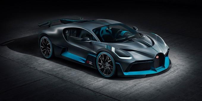 Supercar Mahal Bugatti Divo