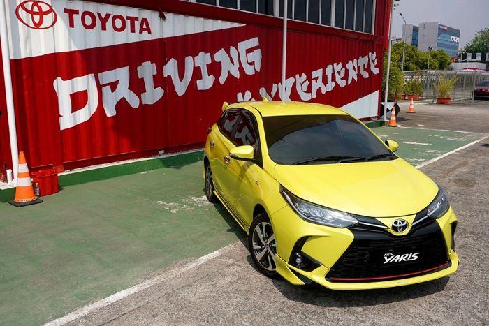 Harga Toyota Yaris Murah bekas
