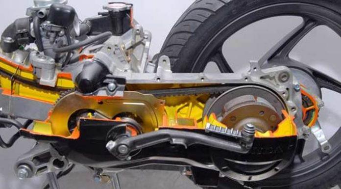 Penyebab Mesin Motor Matic Bersuara Kasar