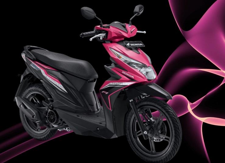Perbandingan Honda BeAT dan Yamaha Mio Z