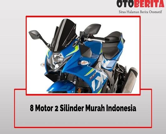 8 Motor 2 Silinder Murah Indonesia