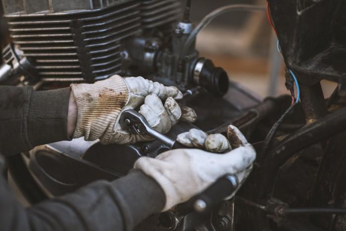 Penyebab Mesin Motor Suara Ngelitik