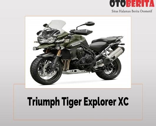 Triumph Tiger Explorer XC Edisi Terbatas Spesial Edition