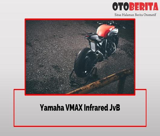 Yamaha VMAX Infrared JvB Modifikasi
