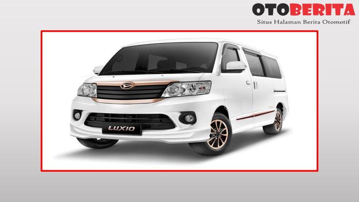 Harga Bekas Daihatsu Luxio Terbaru