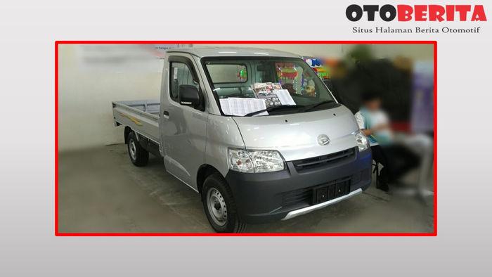 Mobil Daihatsu Grand Max Pick Up Bekas