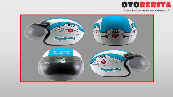 Motif Bogo Doraemon