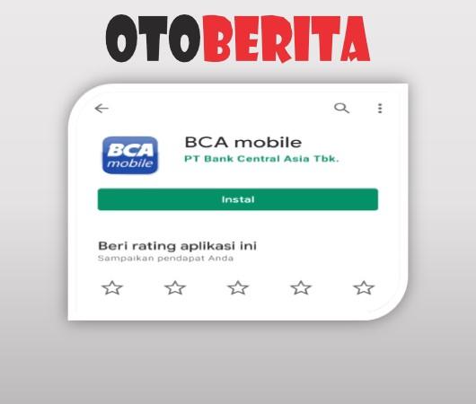 Unduh atau Download Aplikasi BCA Mobile di Play Store